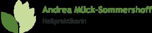 Logo Heilpraktikerin Andrea Mück Sommershoff
